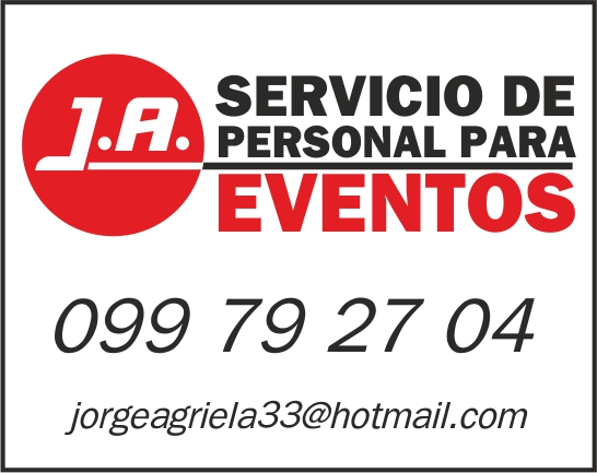 J.A - Servicio de Personal para Eventos