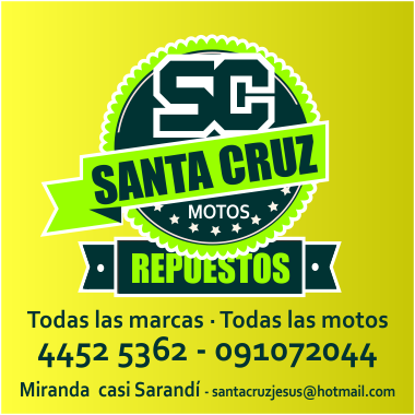 Santa Cruz Motos y Repuestos